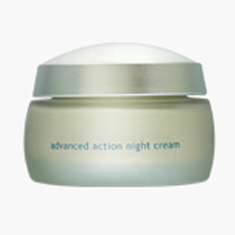 Advanced action night cream forever young for Action salon singapore